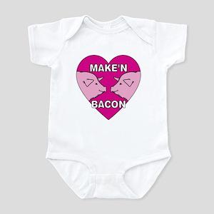 Make'n Bacon Infant Bodysuit