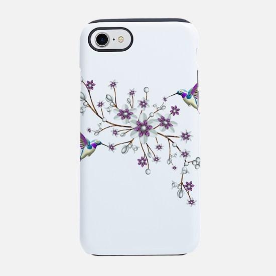 Hummingbirds iPhone 8/7 Tough Case