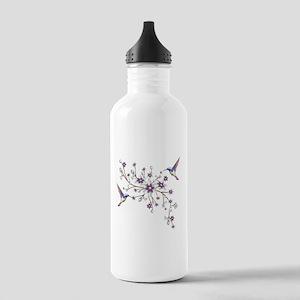 Hummingbirds Water Bottle