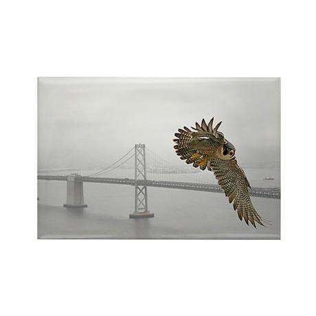 Gracie and Bay Bridge