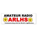 Sticker: Communicating w/ World's Lighthouses