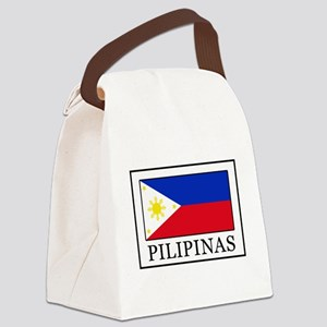 Pilipinas Canvas Lunch Bag