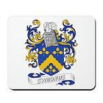 Symonds Coat of Arms Mousepad