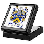 Symonds Coat of Arms Keepsake Box
