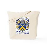 Symonds Coat of Arms Tote Bag