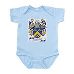 Symonds Coat of Arms Infant Creeper