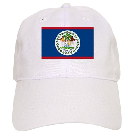 Belize Country Flag Cap