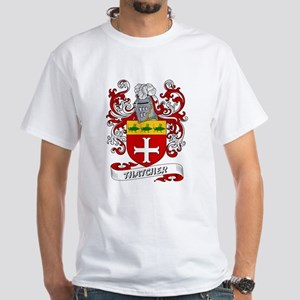 Thatcher Coat of Arms White T-Shirt