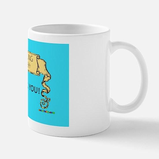 Feeling Tipsy? Tip Jar Mug