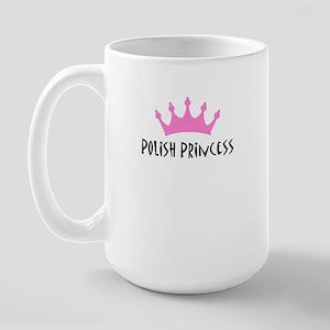 Polish Princess Large Mug