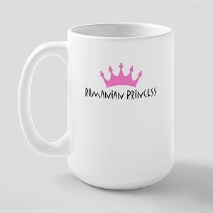 Romanian Princess Large Mug