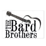 Bard Brothers Postcards (Package of 8)