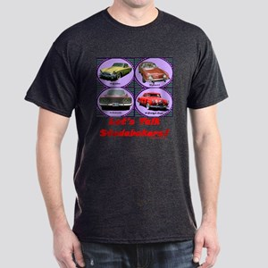 """Let's Talk Studebakers"" Dark T-Shirt"