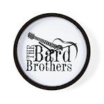 Bard Brothers Wall Clock