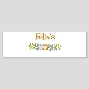 Felix's Grandpa Bumper Sticker