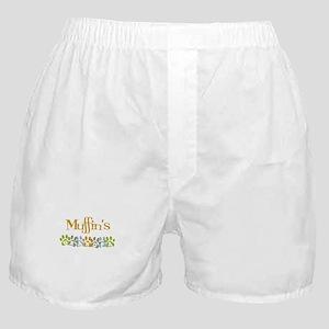 Muffin's Grandpa Boxer Shorts