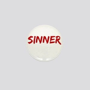Sinner Mini Button
