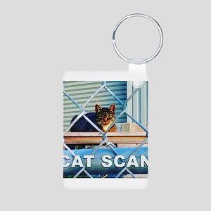 Cat Scan Keychains