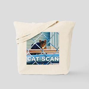 Cat Scan Tote Bag