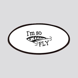 I'm So Fly Patches