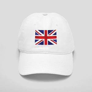 Union Jack UK Flag Cap
