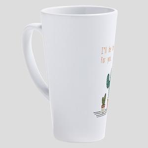 Best friends 17 oz Latte Mug