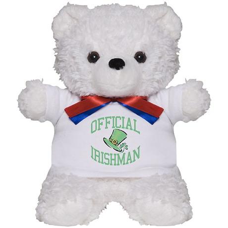 OFFICIAL IRISHMAN Teddy Bear