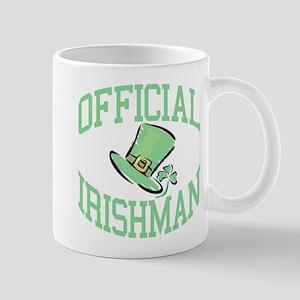 OFFICIAL IRISHMAN Mug