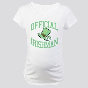 OFFICIAL IRISHMAN Maternity T-Shirt