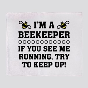 Beekeeper Running Stadium Blanket