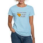 Visit South Carolina..Such As Women's Light T-Shir