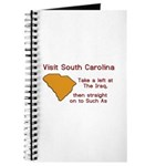 Visit South Carolina..Such As Journal