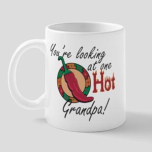 You're Looking at One Hot Grandpa! Mug