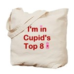 Cupids Top 8 Tote Bag