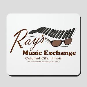 Ray's Music Exchange Mousepad