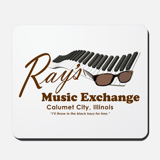Ray's Music Exchange Mousepad