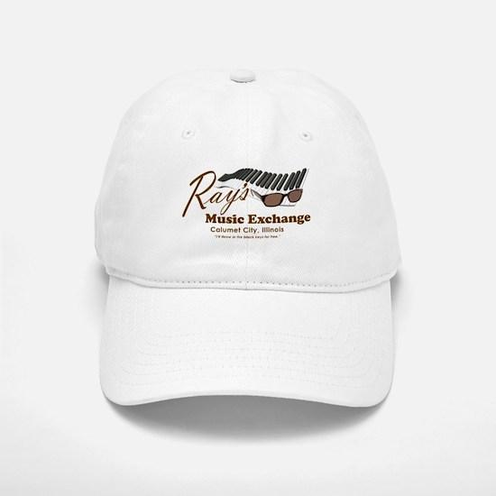 Ray's Music Exchange Baseball Baseball Cap
