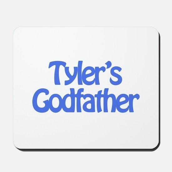 Tyler's Godfather Mousepad