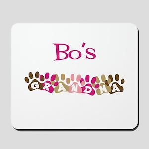 Bo's Grandma Mousepad