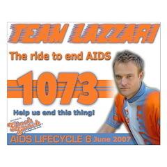 Team Lazzari Posters