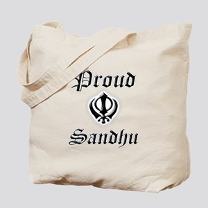 Sandhu Tote Bag