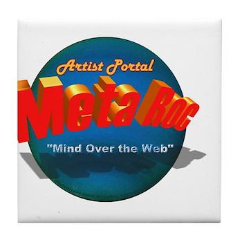 MetaRoc Tile Coaster