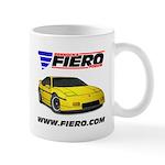 PFF Mug - Yellow/Yellow, LH & RH