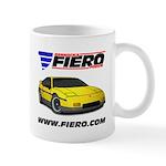 PFF Mug -Yellow/Grey, LH & RH
