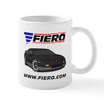 PFF Mug - Black/Grey, LH & RH