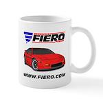 PFF Mug - Red/Red, LH & RH