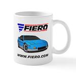 PFF Mug - Blue/Grey, LH & RH