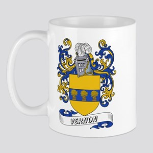 Vernon Coat of Arms Mug