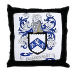 Wainwright Coat of Arms Throw Pillow