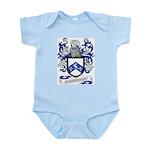 Wainwright Coat of Arms Infant Creeper
